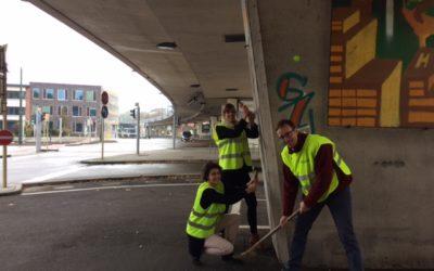 Le viaduc Herrmann-Debroux est fermé, profitons-en pour repenser la mobilité !